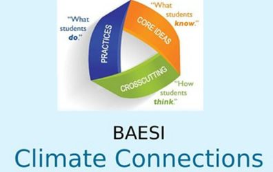 Integrating Climate Change + Other Earth Science Topics with Biology + Physical Science