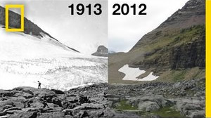 Glacier National Park Glaciers Melting